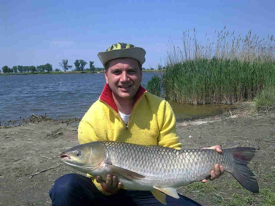 danube delta fishing