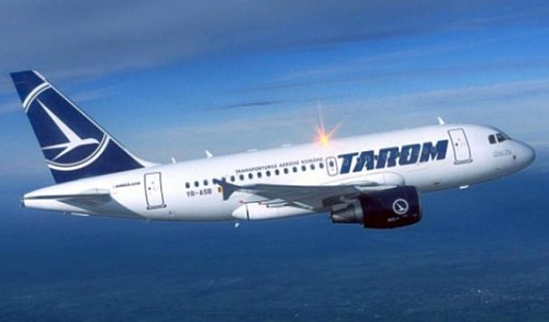tarom romanian airline